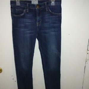 Current Elliott The Fling (Loved) Jeans.